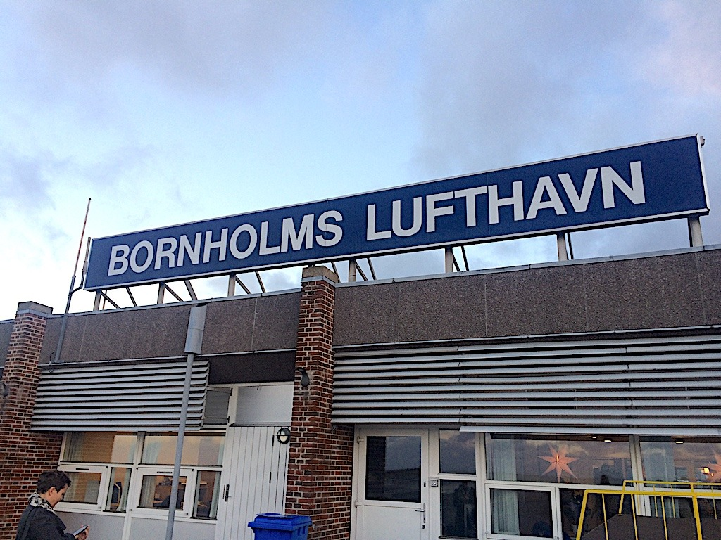 billederesultat for Bornholms Lufthavn