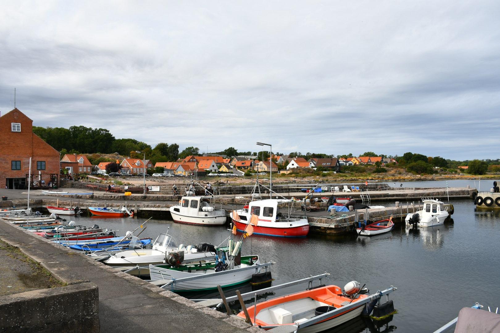 Havnen i Aarsdale