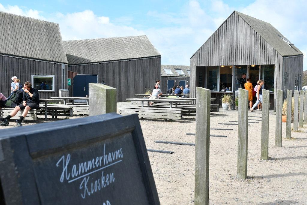 Hammerhavn kiosk