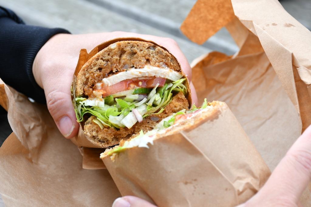 Hammerhavn sandwich