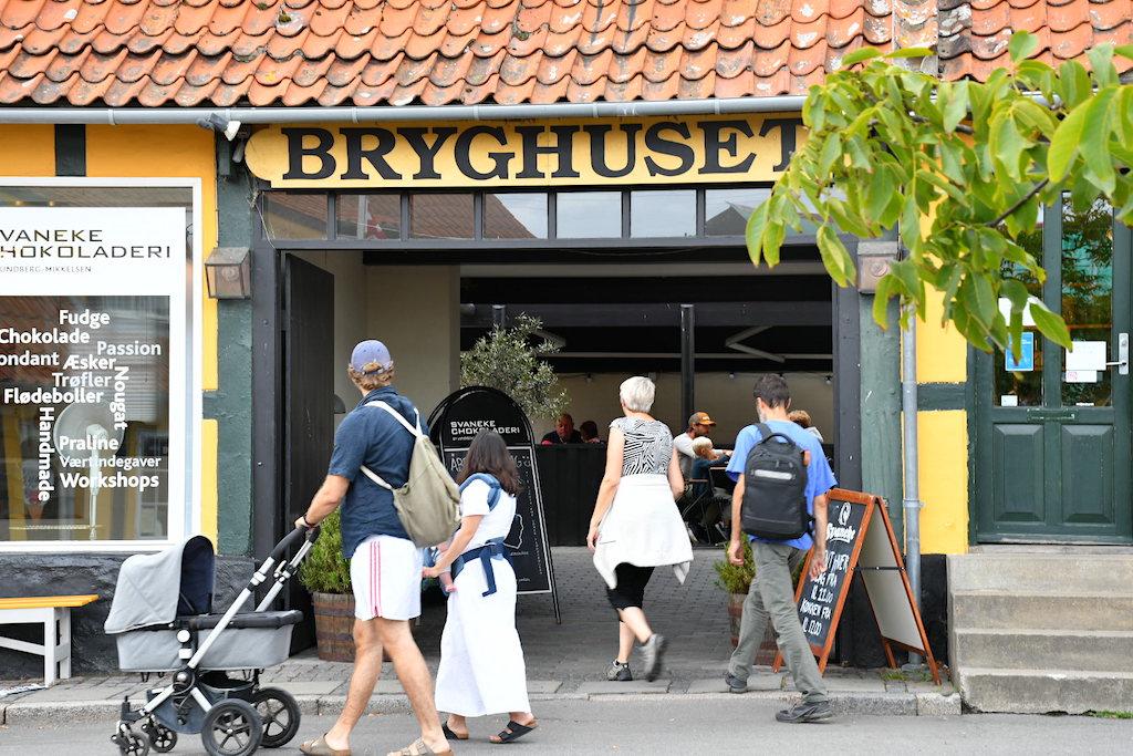 Svaneke Bryghus Restaurant