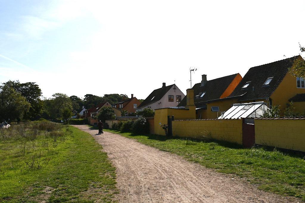 Svaneke sti til Hullehavn