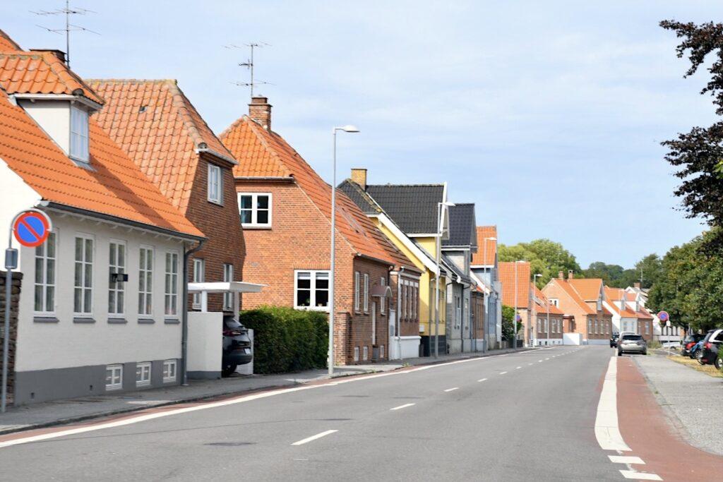 Nexø gade