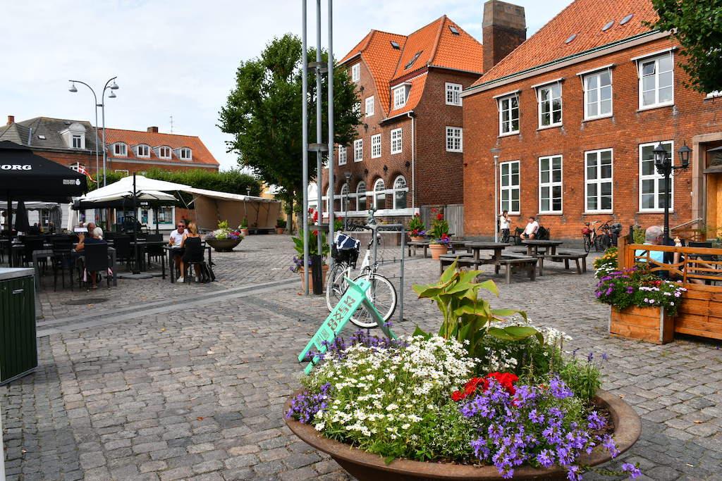 billederesultat for Nexø Torv