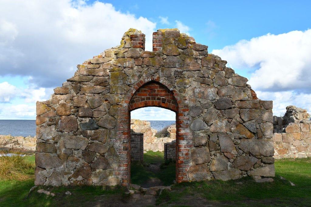 Salomons Kapel indgang